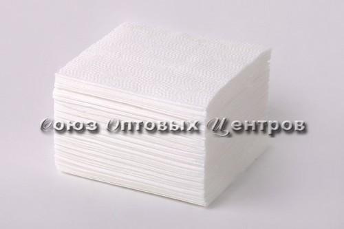 Салфетка премиум 50 листов 1/60 белая