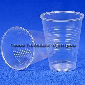 стакан 200млл прозр Эконом 100/4200 М