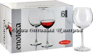 ENOTECA н-р фужеров 6 шт 630мл ( вино) 44238B