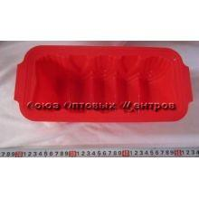 Форма для выпечки WX-6014, 17х27см, силикон(А-169) /1/1/100/
