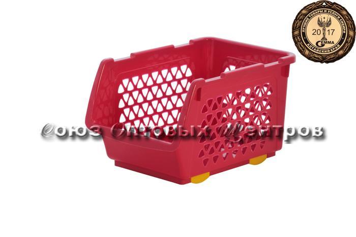 Ящик для Овощей Фуксия 4,5л