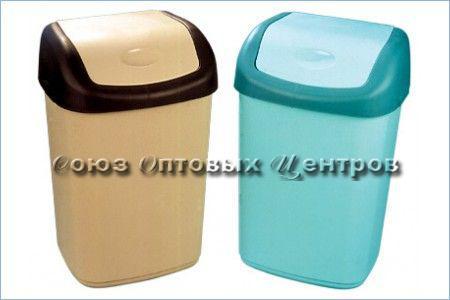 Контейнер д/мусора 14л С327 (10)