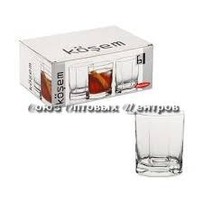 KOSEM н-р стаканов (сок) 210мл 6шт (8) 42035В