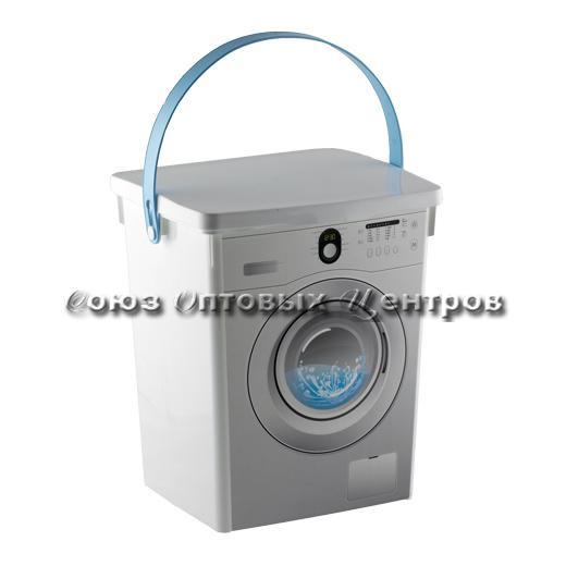 Контейнер д/стирального порошка 5л С493 (18)