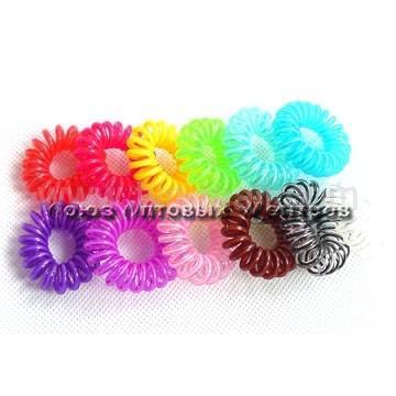 резинка для волос спираль малая 5 шт/уп