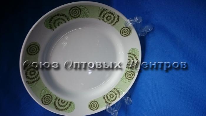тарелка 175 мел гр7 Африка СК057 уп/36
