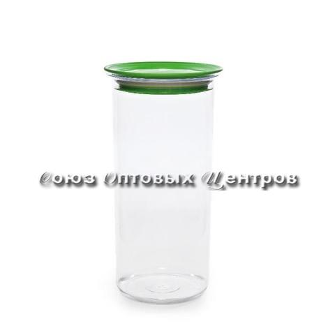 Банка с вакуум.кр. 1,4л для сыпучих продуктов 26201
