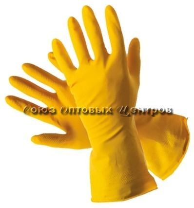 перчатки нейлон с нитриловым покрытием GWARD в ассорт. S,M,L 12/240