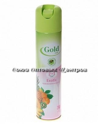 Осв GOLD WIND Exotic 300мл 405см3 (52-200)