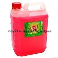 Жидкое мыло с дезинфицирующим эффектом Лидер Профи 5л