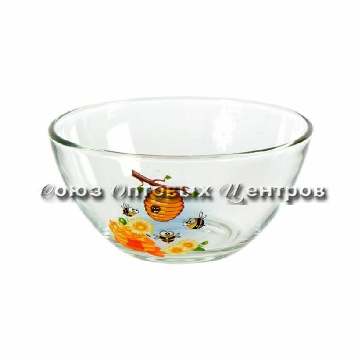 салатник Гладкий 07с1322 11 см (Медовая) уп/36шт