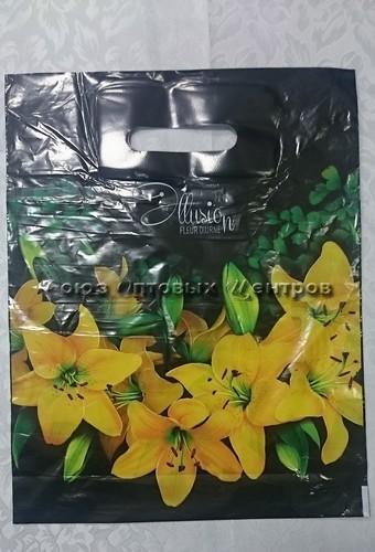 Пакет прор. ПВД  30х40/35мкм Иллюзия